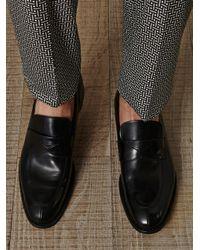 Church's Black Prague Loafers for men
