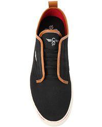 Creative Recreation The Lacava Sneaker in Black Camel for men