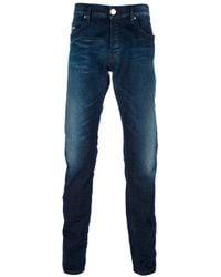 Emporio Armani Blue Jude Jean for men