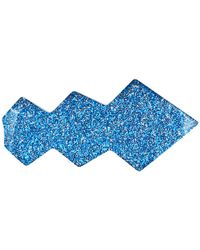 Jean Paul Gaultier   Blue Lightning Brass Knuckles   Lyst