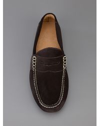 Polo Ralph Lauren Brown Telly Loafer for men