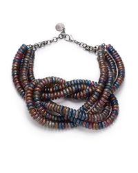 Pono - Multicolor Uptopian Necklace - Lyst