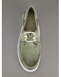 Preventi Green Spruce Loafer for men