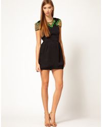 Alice McCALL Black Broke The Bank Dress