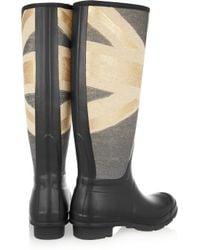 Hunter Black Original Short Rain Boot