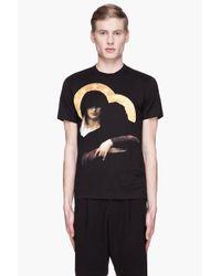 Givenchy Black Gangsta Madonna Print for men