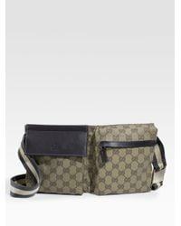 4d7ba1ebdf226 Lyst - Gucci Belt Bag for Men