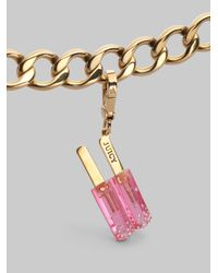 Juicy Couture | Metallic Popsicle Charm | Lyst