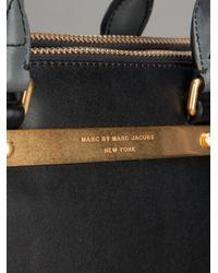 Marc By Marc Jacobs Black Goodbye Columbus Bentley Tote