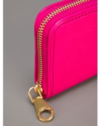 Marc By Marc Jacobs Pink Too Hot Wallet