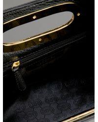 MICHAEL Michael Kors Black Berkeley Clutch Bag