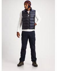 RLX Ralph Lauren | Blue Ultra Down Vest for Men | Lyst