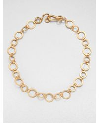 Stephanie Kantis | Metallic Regency Chain Link Necklace | Lyst