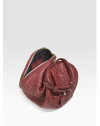 Alexander Wang - Black Angela Leather Mini Bag - Lyst