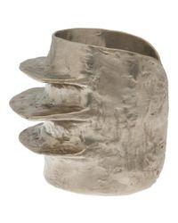 Alexandre Plokhov | Metallic Sterling Silver Bracelet for Men | Lyst