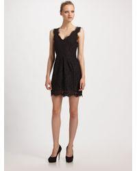 Joie | Black Rori Lace Dress | Lyst