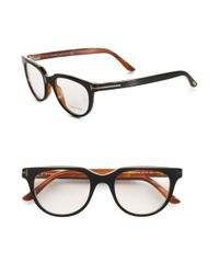 Tom Ford - Black Vintage Acetate Frames for Men - Lyst