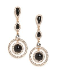 BaubleBar | Black Ice Noir Orbit Drops | Lyst