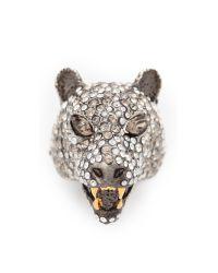 Alexis Bittar - Metallic Jaguar Ring - Lyst