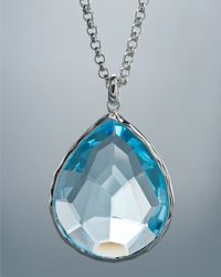 Ippolita | Metallic Topaz Pendant Necklace Large | Lyst