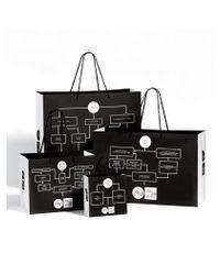 Dolce & Gabbana - Black Acetate Semirimless Aviators for Men - Lyst