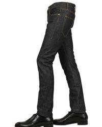 Saint Laurent Blue 175cm Raw Denim Jeans for men