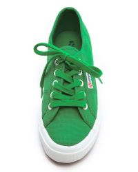 Superga - Cotu Classic Sneakers - Island Green - Lyst