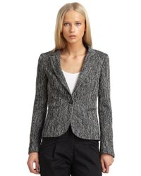 Surface To Air | Gray Steady Blazer | Lyst