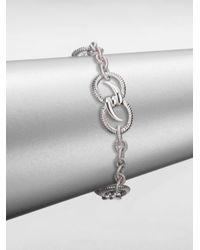 Stephen Webster | Metallic Forget Me Knot Barb Bracelet | Lyst