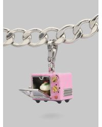 Juicy Couture | Metallic Cupcake Oven Charm | Lyst