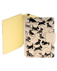 Radley Gray Thames Leather Kindle Cover