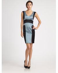 Callula Lillibelle - Blue Dominique Cutout Dress - Lyst