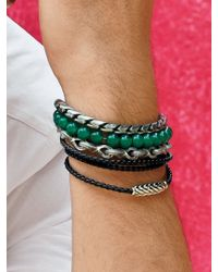 David Yurman - Metallic Cobra Stippled Bracelet - Lyst