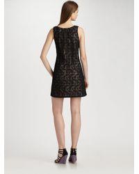 Marc By Marc Jacobs | Black Rhiannon Lace Dress | Lyst