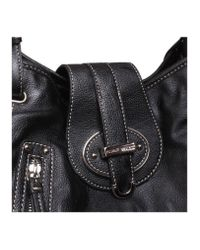 Nine West | Black Up For Keeps Satchel Handbag | Lyst