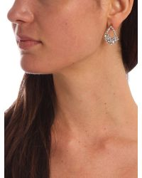 BaubleBar - Metallic Ice Tear Cluster Drops - Lyst