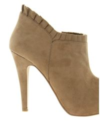 ASOS - Natural Tandy Shoe Boots - Lyst