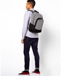 Vans Black Van Doren Backpack for men
