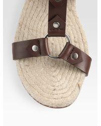 Gucci Brown Sandal for men