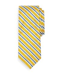Brooks Brothers | Purple Robot Slim Tie for Men | Lyst