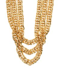 Bex Rox - Multicolor Jasmine Cuff with Necklace Attachment - Lyst