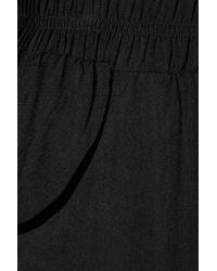 Splendid | Black Maxi Skirt | Lyst