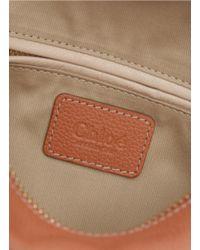 Chloé - Orange Paraty Small Shoulder Bag - Lyst