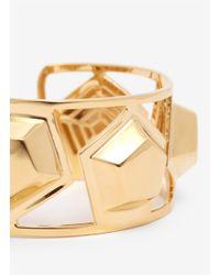 Eddie Borgo | Metallic Cluster Cuff | Lyst