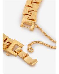 Eddie Borgo - Metallic Helix Link Necklace - Lyst
