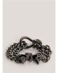 Eddie Borgo - Metallic Link-chain Bracelet - Lyst
