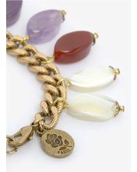 Ela Stone | Multicolor Multi-colour Stone Bracelet | Lyst