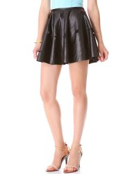 Finders Keepers | Black Love Gun Skirt | Lyst