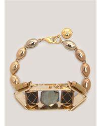 Scho - Brown Adonai Bracelet - Lyst