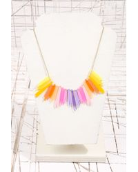 Tatty Devine | Multicolor Radiance Necklace | Lyst